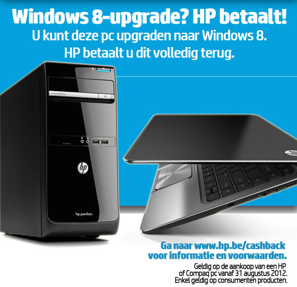 hp windows 8 gratis upgrade